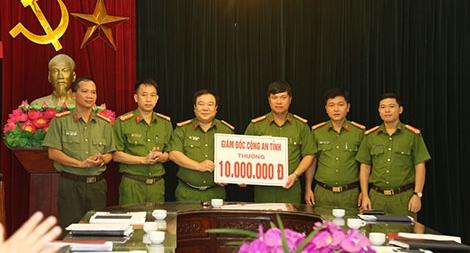 Công an tỉnh Bắc Ninh: Ngăn chặn côn đồ, phòng ngừa gây thương tích