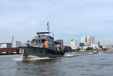 Phòng Cảnh sát đường thủy TP HCM: Ngăn chặn nạn trộm cắp đường sông - Ảnh minh hoạ 2