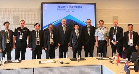 Bộ Công an Việt Nam - Bộ Nội vụ Australia đẩy mạnh quan hệ hợp tác