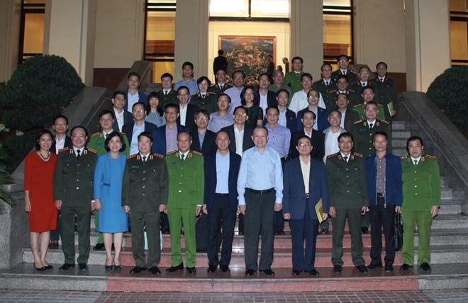 Bộ Công an luôn coi công tác đối ngoại, hợp tác quốc tế là nhiệm vụ hết sức quan trọng - Ảnh minh hoạ 2