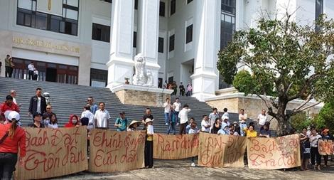 Vì sao hoãn phiên tòa liên quan đến việc bán dự án đất nền tại Đà Nẵng?