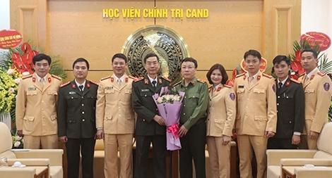 Báo CAND chúc mừng các học viện, trường CAND Ngày Nhà giáo Việt Nam