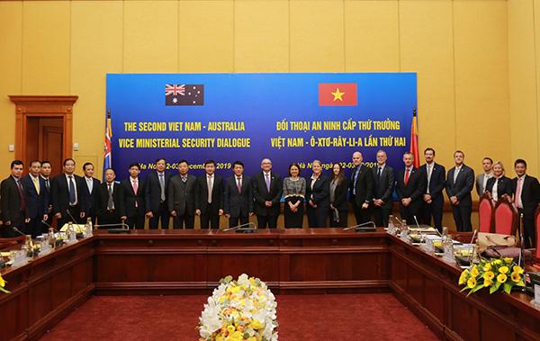 Việt Nam – Australia tăng cường hợp tác trong lĩnh vực an ninh - Ảnh minh hoạ 2