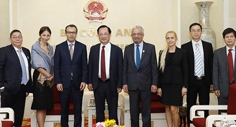 Thúc đẩy mối quan hệ hợp tác hữu nghị giữa LHQ và Việt Nam