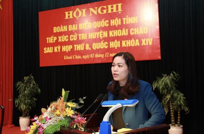 Thứ trưởng Lê Quý Vương tiếp xúc cử tri tại Hưng Yên - Ảnh minh hoạ 4