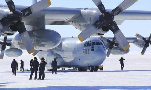 Chưa tìm được xác máy bay C130 của Chile bị rơi