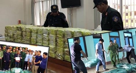 Cảnh sát ma túy tấn công, trấn áp tội phạm đảm bảo ANTT dịp Tết