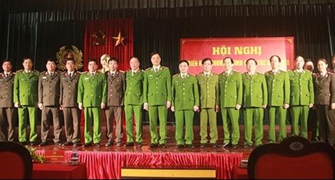 Bộ Tư lệnh CSCĐ triển khai công tác năm 2020