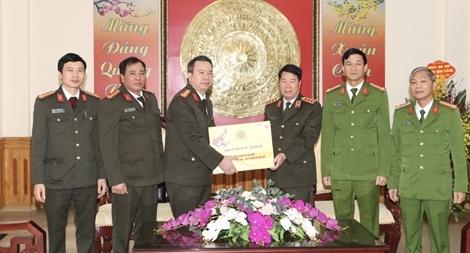 Thứ trưởng Bùi Văn Nam kiểm tra công tác tại Hà Nam