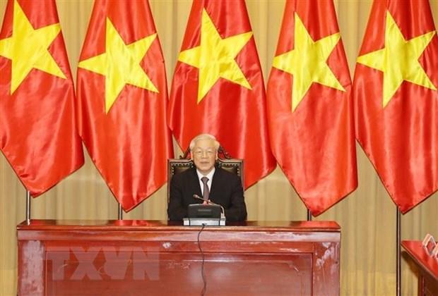 Tổng Bí thư, Chủ tịch nước kêu gọi đoàn kết để thắng đại dịch