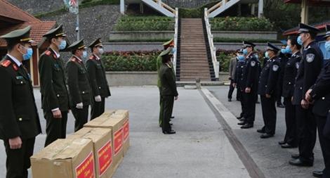 Công an Lạng Sơn đẩy mạnh hợp tác quốc tế trong tình hình mới