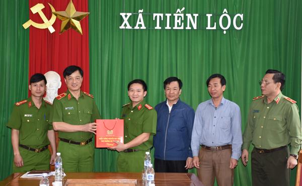 Thứ trưởng Nguyễn Duy Ngọc làm việc tại Công an Thanh Hóa - Ảnh minh hoạ 4