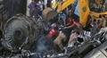 Hiện trường vụ tai nạn máy bay thảm khốc khiến ít nhất 97 người thiệt mạng