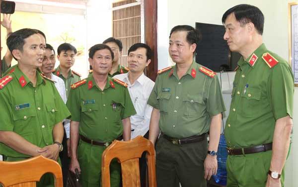 Thứ trưởng Nguyễn Duy Ngọc chủ trì hội nghị Hội ý nghiệp vụ - Ảnh minh hoạ 3