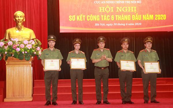 Nâng cao công tác đảm bảo an ninh chính trị nội bộ trước thềm Đại hội Đảng - Ảnh minh hoạ 3