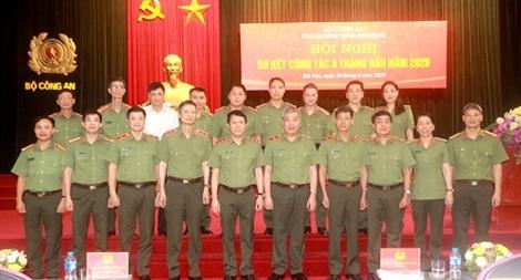 Nâng cao công tác đảm bảo an ninh chính trị nội bộ trước thềm Đại hội Đảng