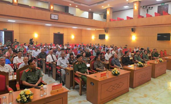 Lực lượng An ninh nhân dân một lòng tận trung với nước, tận hiếu với dân - Ảnh minh hoạ 2