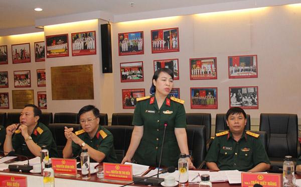 Hoàn thiện Đề án tổ chức và hoạt động các tổ chức đoàn thể chính trị - xã hội trong CAND - Ảnh minh hoạ 2
