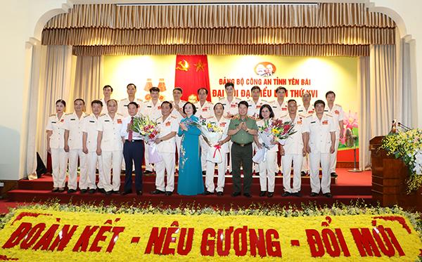 Đảng bộ Công an tỉnh Yên Bái tổ chức Đại hội đại biểu lần thứ XVI - Ảnh minh hoạ 2
