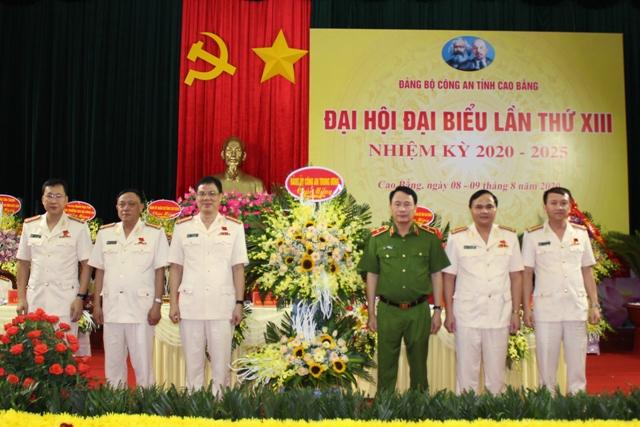 Đại hội đại biểu Đảng bộ Công an tỉnh Cao Bằng - Ảnh minh hoạ 2