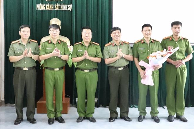 Phòng Cảnh sát Hình sự Công an tỉnh Hà Tĩnh đạt nhiều thành tích trong trấn áp tội phạm