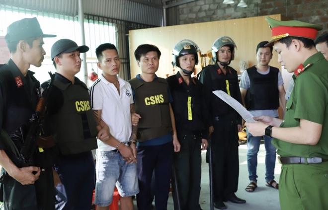 Phòng Cảnh sát Hình sự Công an tỉnh Hà Tĩnh đạt nhiều thành tích trong trấn áp tội phạm - Ảnh minh hoạ 3