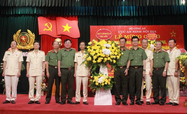 Thứ trưởng Lương Tam Quang dự Lễ mừng công đơn vị Anh hùng LLVT nhân dân - Ảnh minh hoạ 2