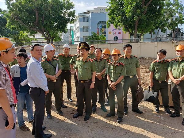 Tòa nhà trụ sở làm việc của Bộ Công an phía Nam hoàn thành trước 30/11 - Ảnh minh hoạ 2