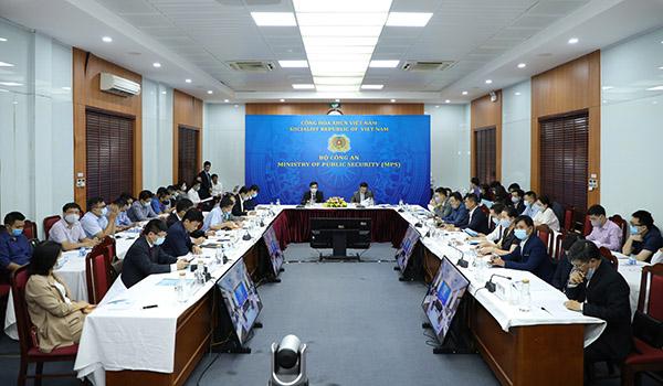 Bộ Công an tham dự Hội nghị quốc tế trực tuyến về an ninh nội địa và an ninh mạng - Ảnh minh hoạ 2