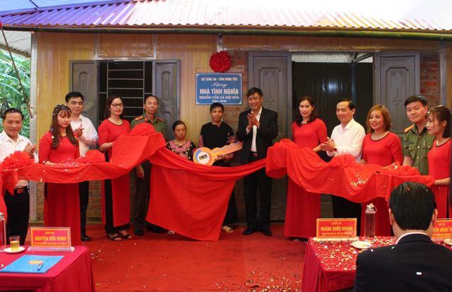 Tổng kết thực hiện chủ trương hỗ trợ làm nhà ở cho hộ nghèo huyện Vân Hồ