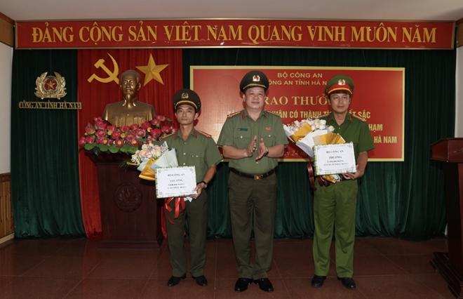Hà Nam: Trao thưởng các tập thể, cá nhân có thành tích xuất sắc - Ảnh minh hoạ 2