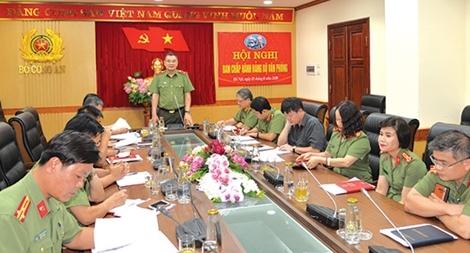 Tham mưu, xây dựng văn kiện Đại hội Đảng bộ Công an Trung ương đảm bảo chất lượng, hiệu quả