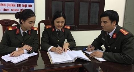 Nâng cao công tác bảo vệ an ninh chính trị nội bộ trong tình hình mới