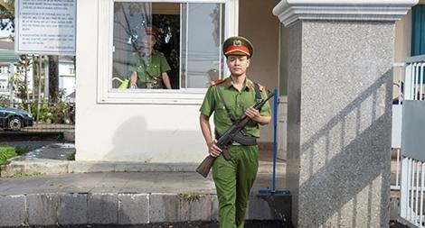 Chiến sĩ nghĩa vụ Công an đạt điểm cao bất ngờ