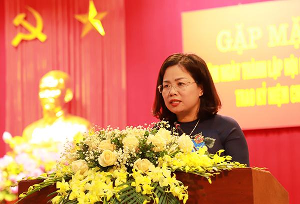 Công an tỉnh Yên Bái kỷ niệm ngày Phụ nữ Việt Nam 20-10