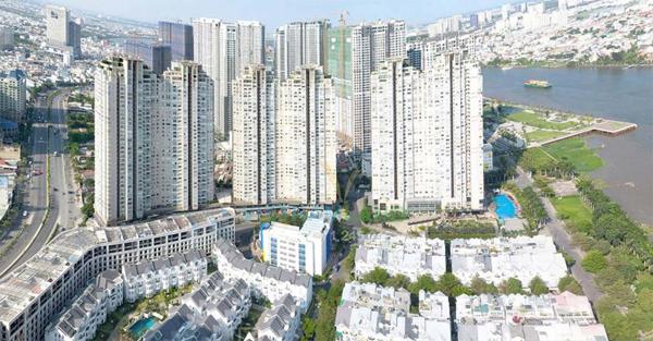 Dự án khu dân cư cao cấp hơn 10 năm chưa có giấy phép xả thải - Ảnh 1.