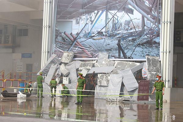 Diễn tập quy mô lớn chữa cháy và cứu nạn cứu hộ tại Công ty Honda Việt Nam - Ảnh minh hoạ 8