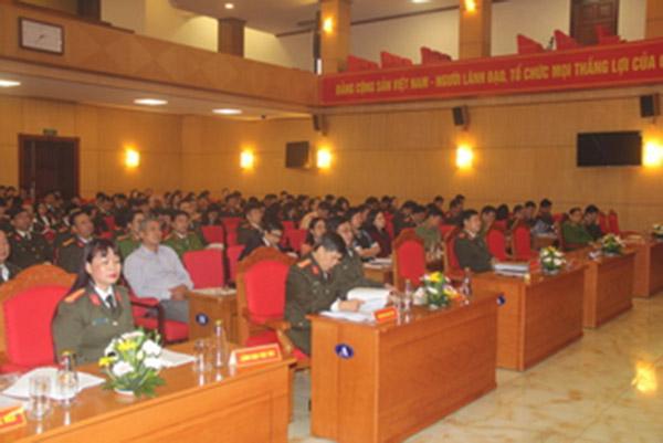 Bộ Công an tổ chức mít tinh hưởng ứng Ngày Pháp luật Việt Nam - Ảnh minh hoạ 4