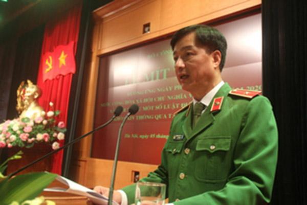 Bộ Công an tổ chức mít tinh hưởng ứng Ngày Pháp luật Việt Nam - Ảnh minh hoạ 2