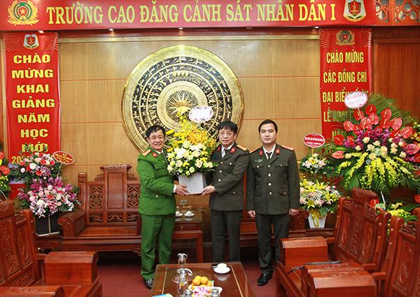 Báo CAND chúc mừng các học viện, trường CAND nhân Ngày Nhà giáo Việt Nam - Ảnh minh hoạ 3