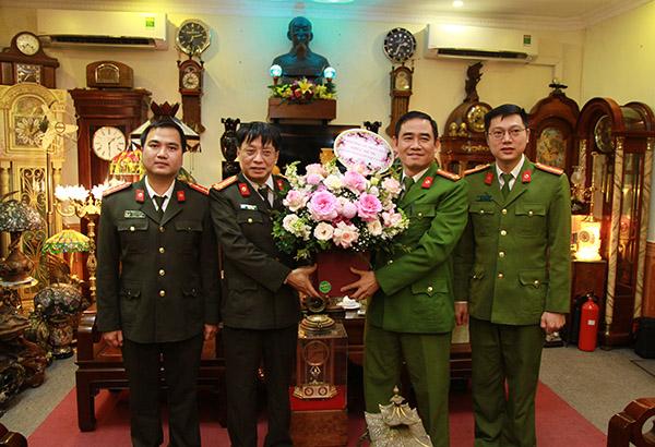 Báo CAND chúc mừng các học viện, trường CAND nhân Ngày Nhà giáo Việt Nam - Ảnh minh hoạ 2