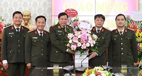 Báo CAND chúc mừng các học viện, trường CAND nhân Ngày Nhà giáo Việt Nam