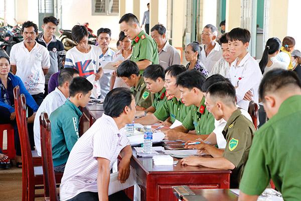 Bứt phá trong cải cách thủ tục hành chính để phục vụ nhân dân