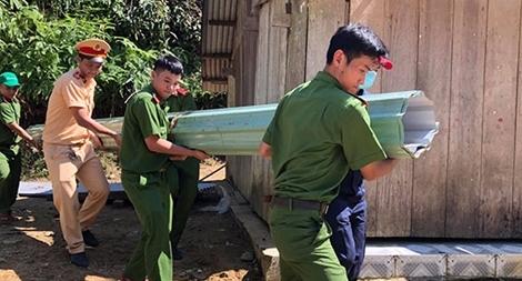 Nhiều hoạt động thiện nguyện hướng về Quảng Nam