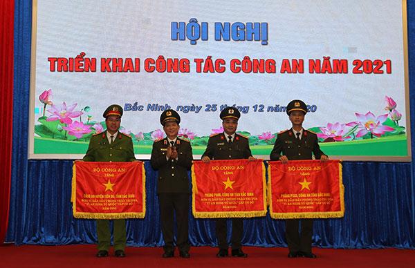 Công an tỉnh Bắc Ninh triển khai công tác năm 2021 - Ảnh minh hoạ 5