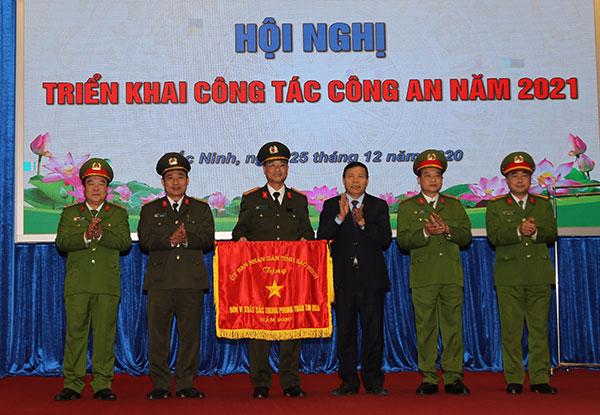 Công an tỉnh Bắc Ninh triển khai công tác năm 2021 - Ảnh minh hoạ 6