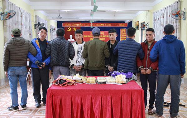Công an tỉnh Lào Cai đã đạt nhiều kết quả nổi bật sau 15 ngày ra quân - Ảnh minh hoạ 2