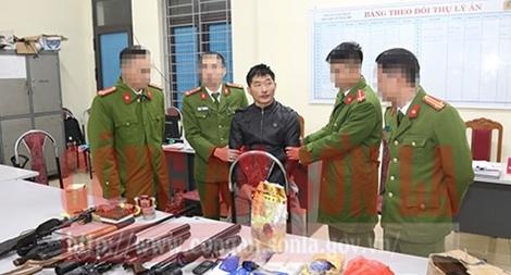 Công an Sơn La lập nhiều thành tích trong đợt cao điểm tấn công tội phạm