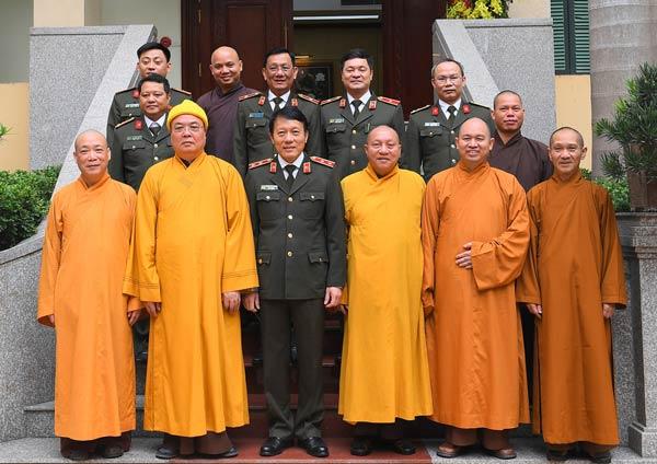 Đồng bào các tôn giáo gửi lời chúc mừng lực lượng CAND - Ảnh minh hoạ 3
