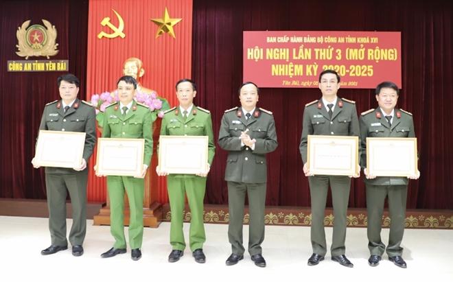 Đảng bộ Công an tỉnh Yên Bái: Nhiều tập thể, cá nhân được khen thưởng - Ảnh minh hoạ 2